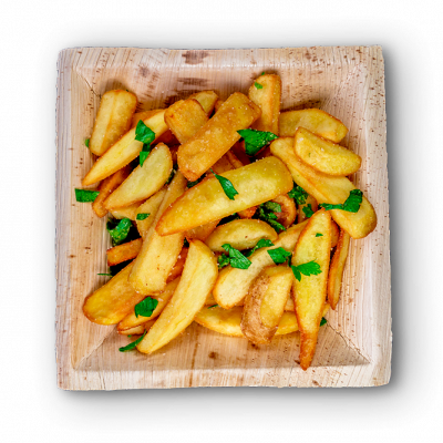Knoblauch Fries
