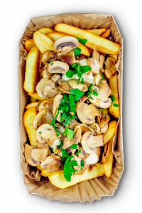 Crazy Dog's Quebec Poutine